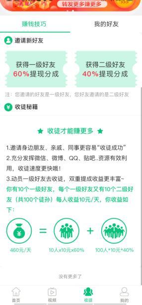 点点转app转发文章赚钱真能赚到钱吗?转发单价一元一次的软件 第4张